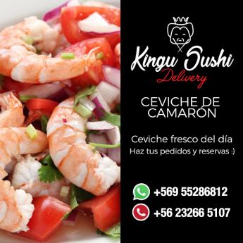 kingu ceviche