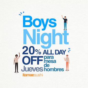 boys night 2