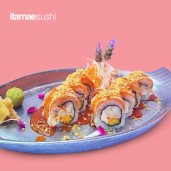 sushi naranjo